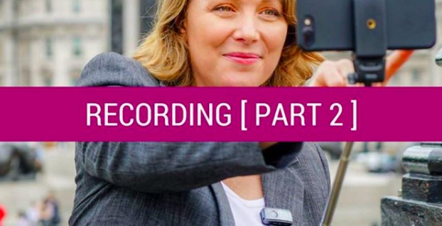Video blog tip 6